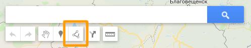エリアをマップで表示する